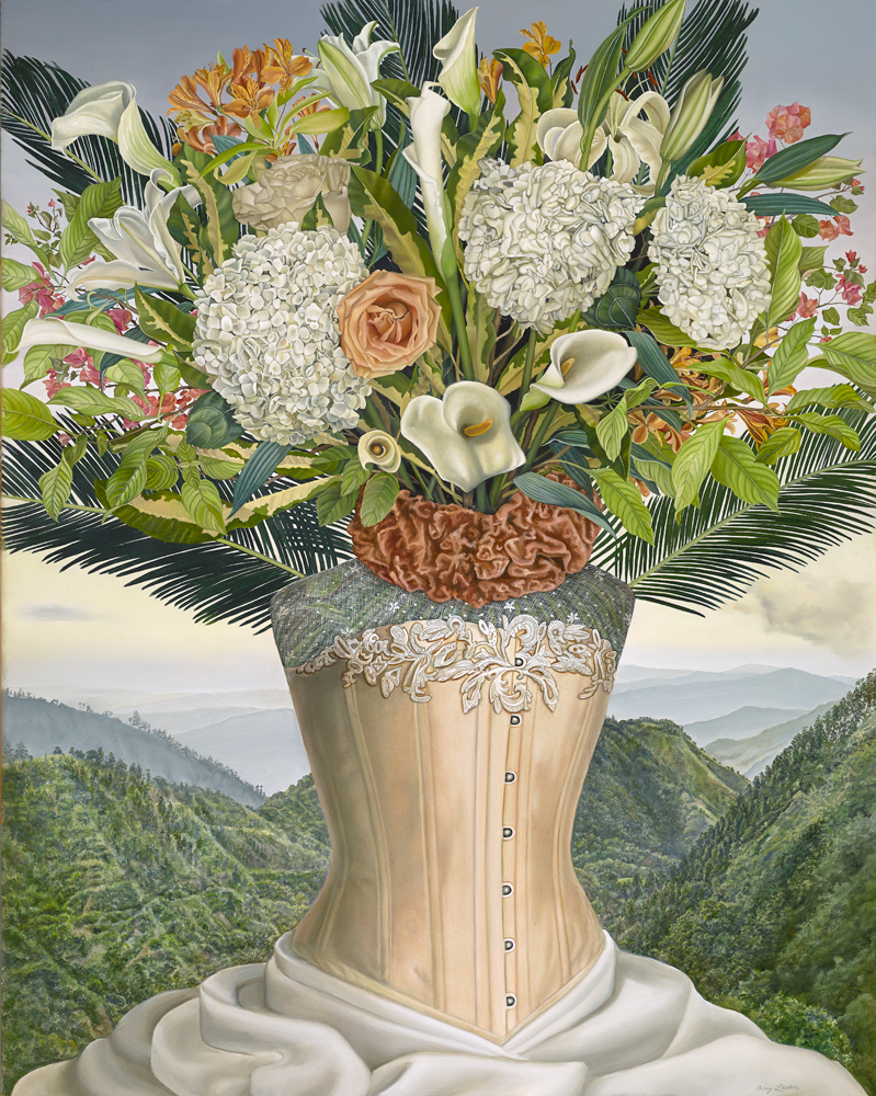 Bodice and Botany